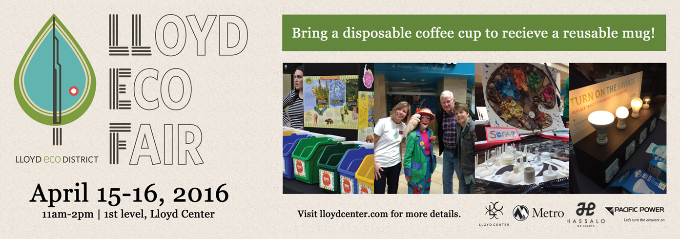 Lloyd Eco Fair this Friday and Saturday – What's Happening