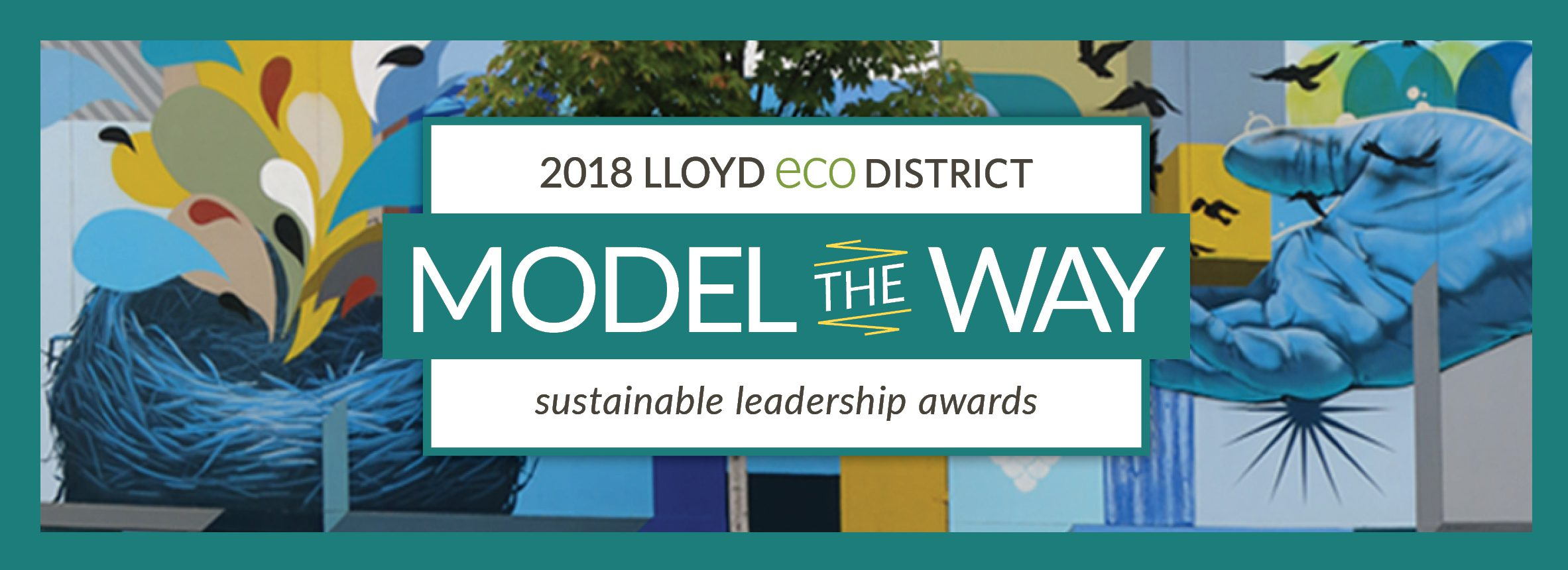 2018 Model the Way Sustainable Leadership Awards