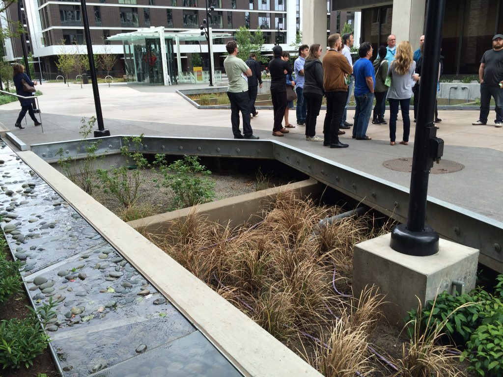 Lloyd EcoDistrict Tour