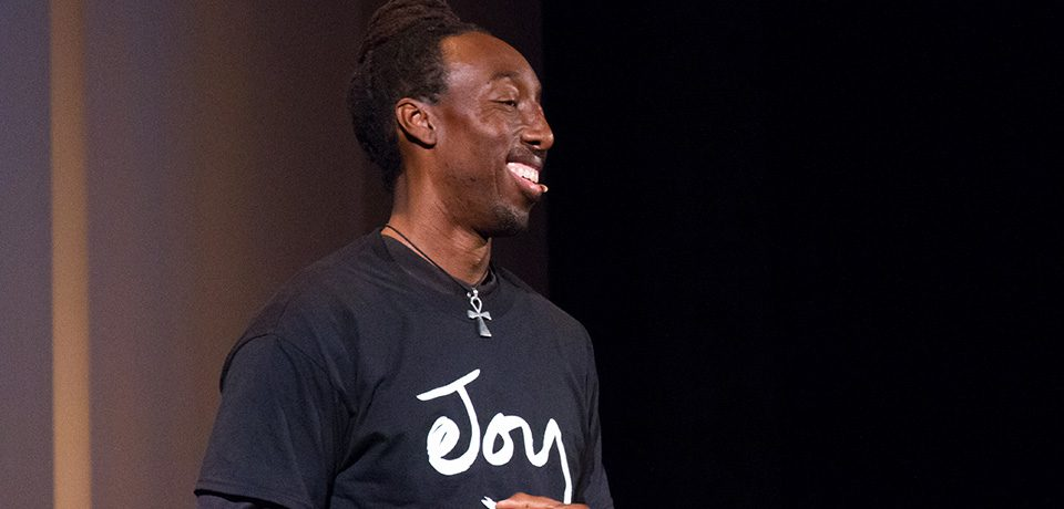 Dr. Antwi Akom from TEDx Talk