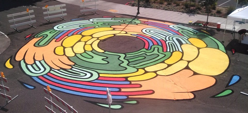 Intersection Mural Project