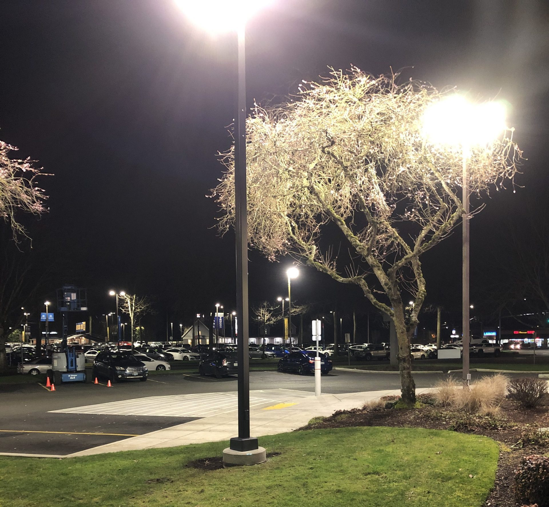 Maximize ROI with LED Exterior Lighting